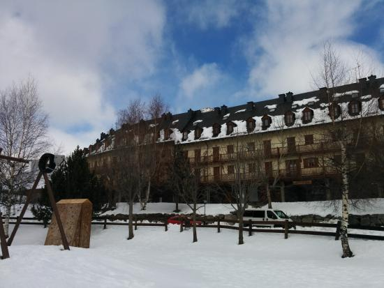 Apartamentos la Solana: Exterior