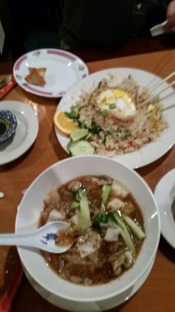 Thai Delights Restaurant: Good food