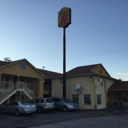 Motel 6 Livingston TX : Super 8 Livingston