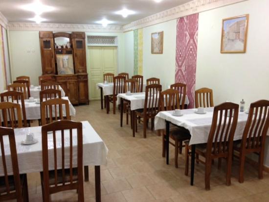 Emir Hotel: Ресторан