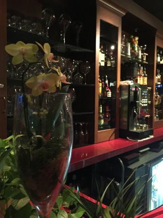 Bella Aquila : Amy brings in orchids in beautiful arrangements