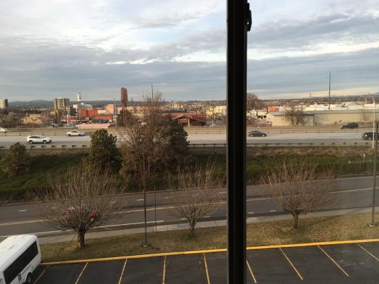 Quality Inn Downtown 4th Avenue: View
