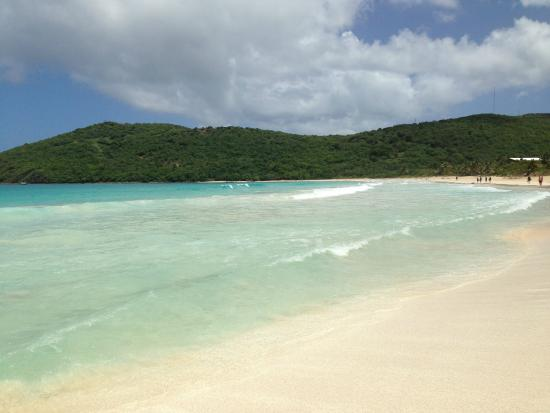 Club Seabourne: nearby Flamenco Beach, Culebra