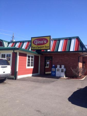 Gino's Pizza & Spaghetti House
