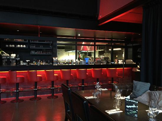 La Fonderie: Côté bar