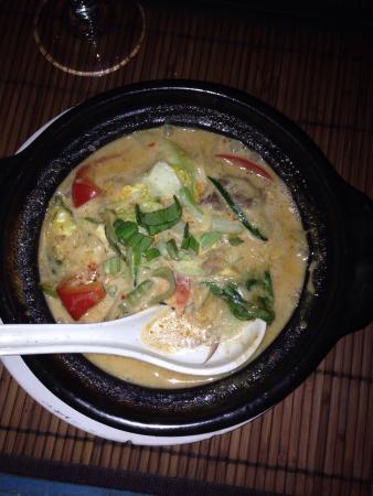 O Boui Boui Lao : Bœuf sate