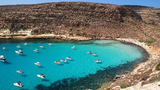 La nostra vacanza a Lampedusa? Semplicemente indimenticabile ...