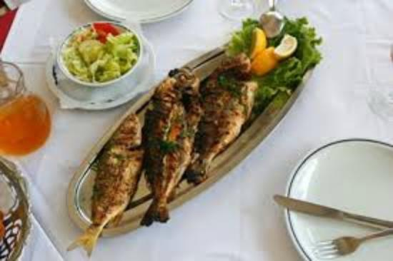 Seline, Croatia: TRADITIONAL FOOD IN OUR RESTAURANT