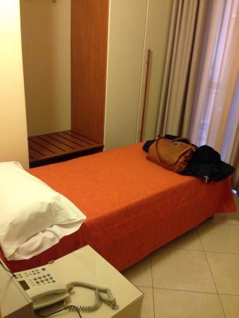 Hotel Del Corso: Coin lit