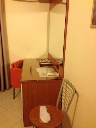 Hotel Del Corso: Bureau
