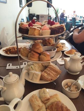 Afternoon Tea at The Rox Hotel