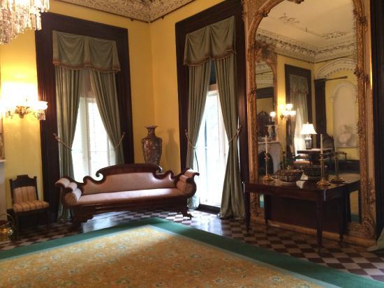 Green-Meldrim House: Drawing room