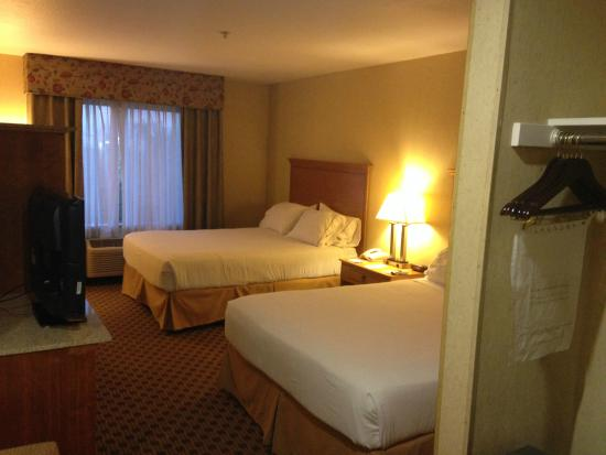 Holiday Inn Express Hotel & Suites San Diego Otay Mesa: Holiday Inn Express, San Diego Otay Mesa