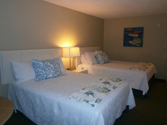 Wells - Ogunquit Resort Motel & Cottages: L'une de nos chambres