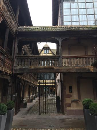 Hotel Cour du Corbeau Strasbourg - MGallery Collection: Eingang