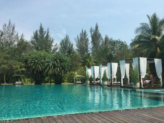 The Sarojin: Lovely hotel pool