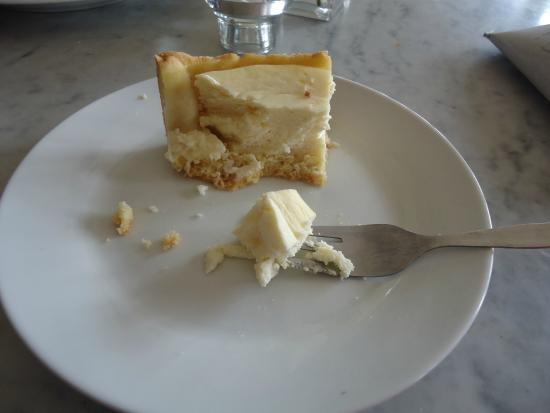 Humpolec, Tsjekkia: bolo de queijo