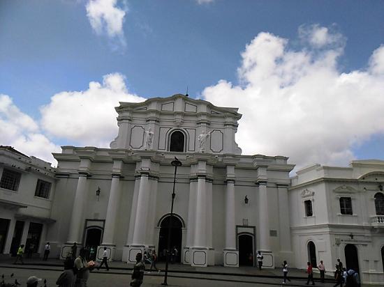 Kathedrale Basilika von Popayan