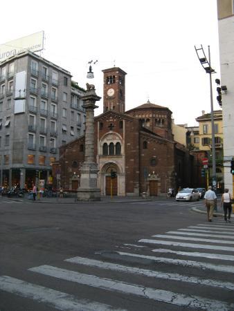 Chiesa di San Babila : San Babila's Church