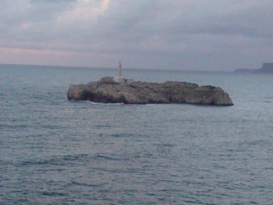 Faro de la Cerda Picture of Peninsula of Magdalena Santander