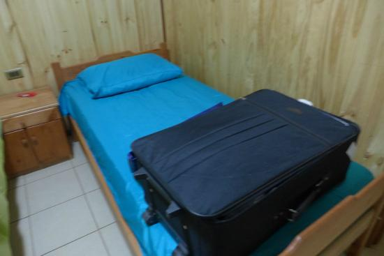 Turismo Curalemu : Foto de um dos quartos