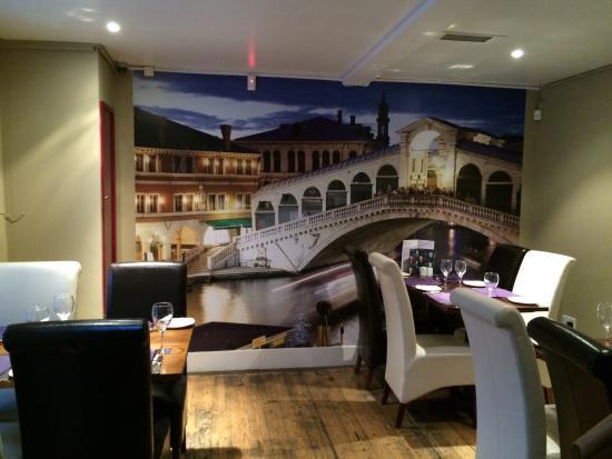 La Bella Italian Restaurant Oldham