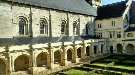 Abbaye de fontevraud photo de fontevraud l 39 h tel fontevraud l 39 abbaye tripadvisor - Hotel abbaye de fontevraud ...