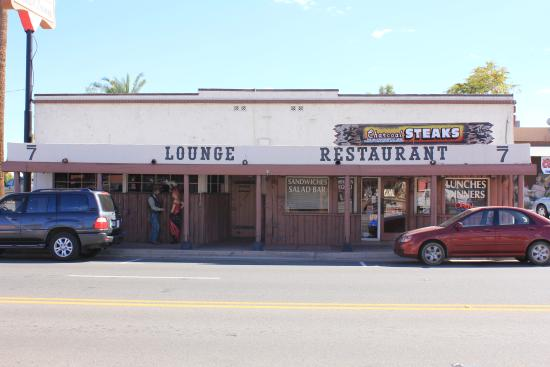 Rancho 7 Restaurant and Lounge: Rancho Bar 7 - a classic in town