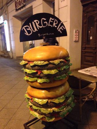 Burgerie: Fab
