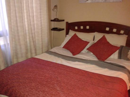 Apart Hotel Santiago Departamentos