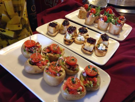 Sa Taverna: Pinchos buenísimos y súper frescos