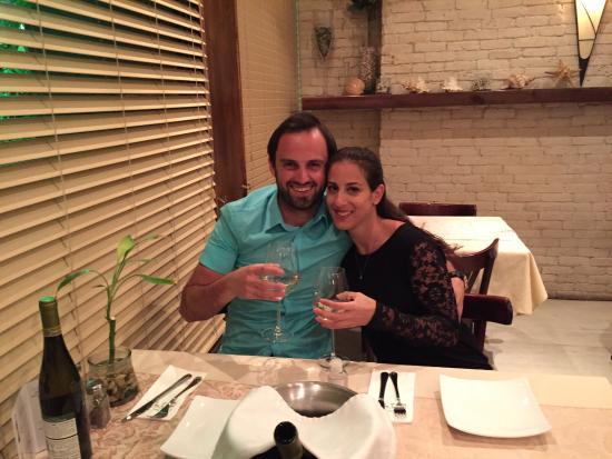 Rak Dagim : מסעדה מדהימה!!! שירות נפלא!