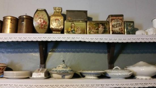 President Paul Kruger House: Objetos da cozinha