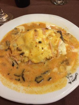 La cantina de Bruno: Lasagna Bruno! 10 puntos