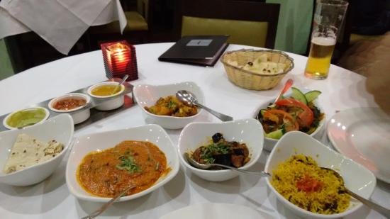 Blue India - Crawley