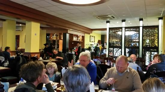 Hoogezand, The Netherlands: Wokpalace Kropswolde van binnen