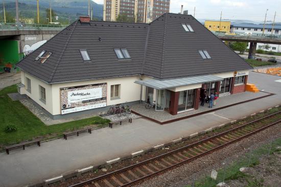 Stanica Zilina - Zariecie