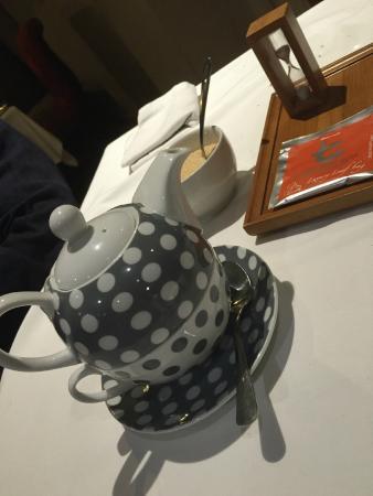Tea after Dinner