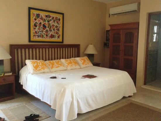 Casa Quetzal: King bed