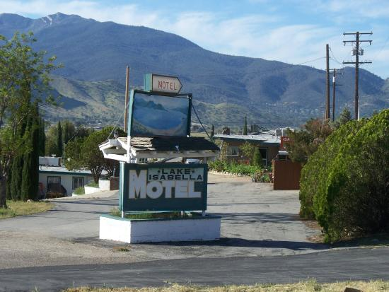 Isabella Motel : Photo taken 03/29/2015 --- Al Price