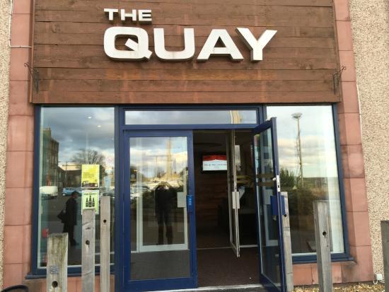 The Quay Entrance