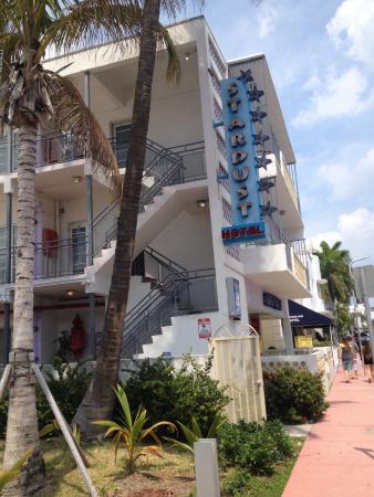 Stardust Apartments Collins Ave Miami Beach