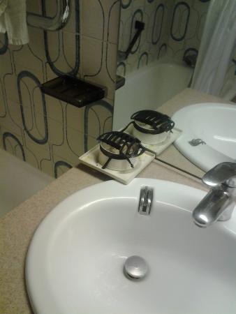 Extracteur salle de bain tomb foto van alpina hotel - Extracteur salle de bain ...