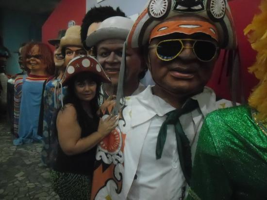 Bonecos Lobatinho Theater