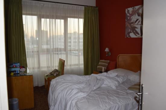 Apartment 213, view to the front door - Picture of Welcome Hotel ...