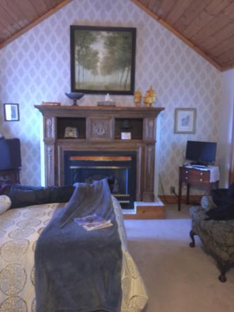 Cloran Mansion Bed & Breakfast: Anns room