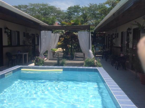 Hotel Perico Azul : la piscine