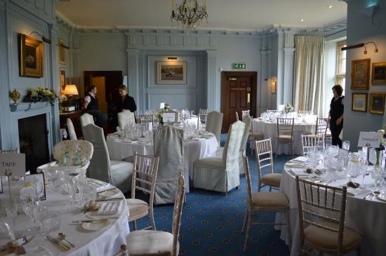 Dining Room Picture Of Llangoed Hall Llyswen Tripadvisor