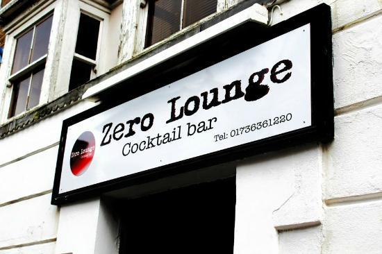 The Zero lounge