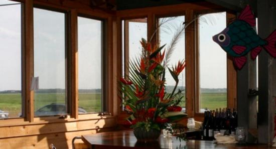Plum Island Grille: View from the Sunset Bar